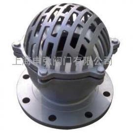 SUS304不锈钢螺纹式底阀