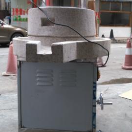 云城50型手动升降黄麻石电动石磨磨浆机,云浮石磨肠粉机价格