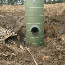 地埋式污水提升泵站设备