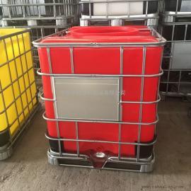 海安1000L防腐蚀塑料吨桶IBC集装桶化工桶油漆桶价格