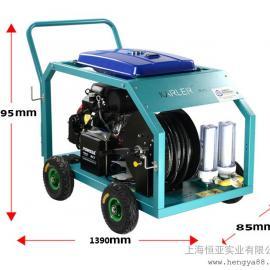 驾驶式洗地车昆山工厂物业商场超市洗地吸干机双刷电瓶无锡刷地机