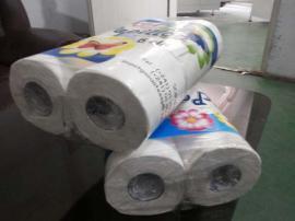 青微卫生纸包装机,第一台国产卫生纸包装机