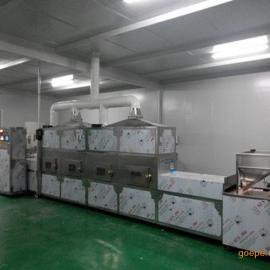 越弘量身打造18KW面条烘干设备生产线