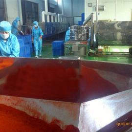 越弘连续式调味品干燥灭菌设备生产商