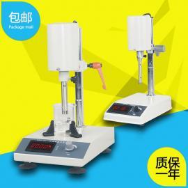 可调高速均质机 高速匀浆机 实验室分散器均质机电动搅拌机