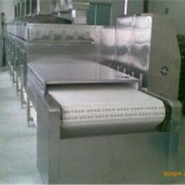 越弘20KW智能化红薯干微波干燥杀菌设备生产线