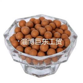 巨东耐磨黄土球填充球|远红外填充球厂家的特点|负离子填充球