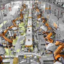 浙江自动码垛机器人研发 自动码垛机器人 发那科涂胶机器人