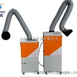 FT-HS2400 3200双臂移动式焊接烟尘净化器处理风量介绍