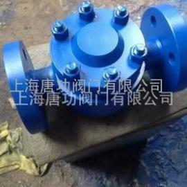 唐功CS49H-160I 法兰高压圆盘式蒸汽疏水阀 铬钼钢