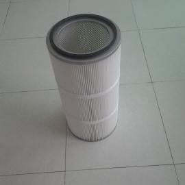 厂家供应除尘无纺布除尘滤芯 高精度覆膜3266除尘滤筒