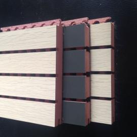 槽孔木质吸音板厂家