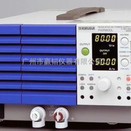 日本菊水直流电源 PWR800L
