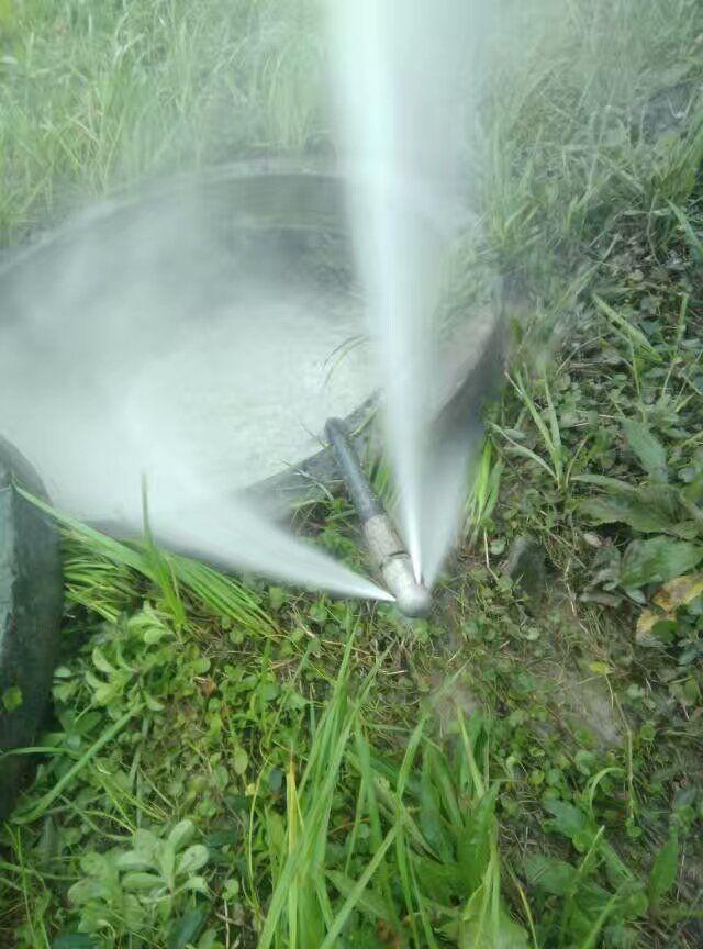 污水管道高压疏通机