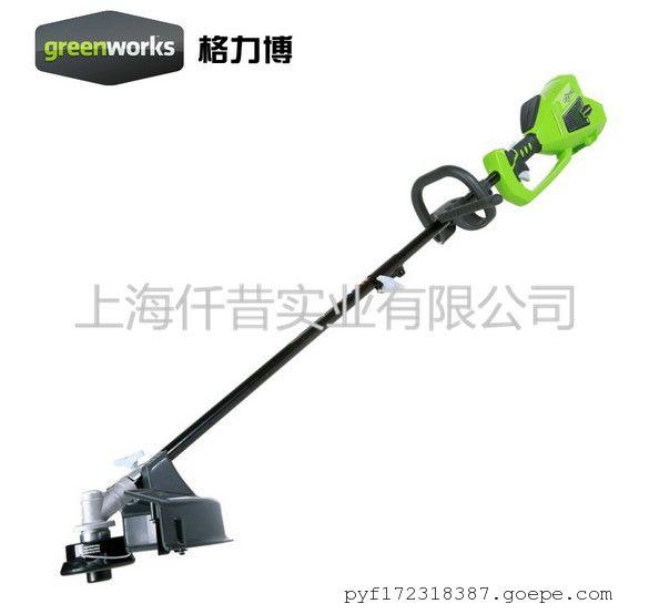 格力博40V背负式锂电充电割草机 打草机 割灌机