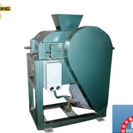 江西实验室高锰钢材质XPC200/125密封式对辊破碎机