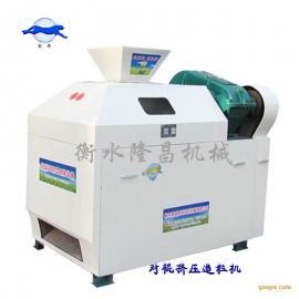 化肥对辊式挤压造粒机@浙江豹牌化肥对辊式挤压造粒机供应厂商