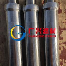 304不锈钢筛管,条缝筛网