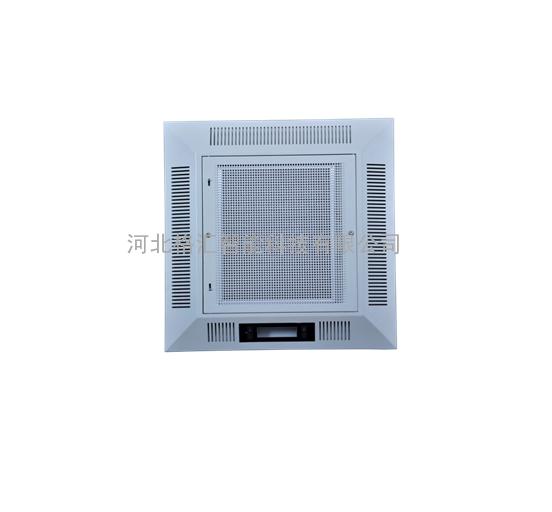 安装方便的吸顶式空气净化器