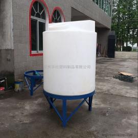 泰州1吨耐酸碱化工加搅拌罐计量罐均化罐生产厂家