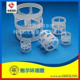 工厂直销塑料鲍尔环PP鲍尔环各种规格都有现货