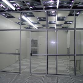 光学微电子净化工程设计装修 电子电器无尘车间无菌室设计装修