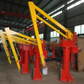500公斤起重平衡吊 PJ矮型小吊机 折臂轻小型吊具