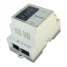 AB PLC Modbus 网关模块 EM-608 替换 MVI69-MCM / MVI56-MCM
