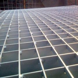 热镀锌沟盖板 压焊钢格板