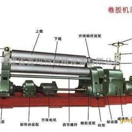 【推�]精品】小型低�r�C械��优P式三�卷板�CW11-8X2500 �r格低&