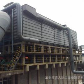 除尘器/布袋除尘器 DDF大型袋式反吹袋式除尘器