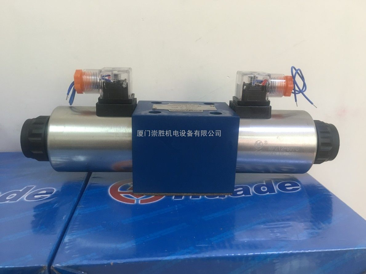 代理华德液压4WE10E31B/CG24N9Z5L电磁阀