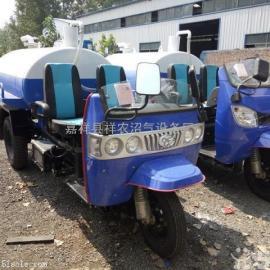 小型三轮吸污车价格