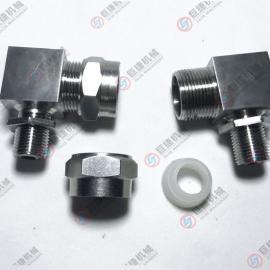 供应不锈钢小型玻璃管式液位计、玻璃管液位计不锈钢水位计