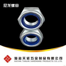 尼龙螺母 DIN985