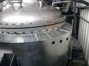 响咚咚硅油反应釜高温防爆电磁加热器 不需导热油和夹套SMIHFY-120