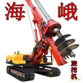 小型旋挖钻机 1.4桩径旋挖钻机 全新上市