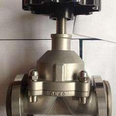GM型-10/-25/-40/-50系列高真空隔膜阀