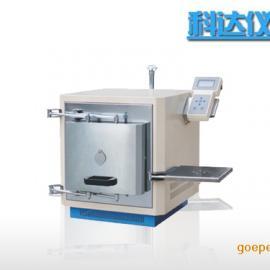 XL-2000A高效节能智能一体马弗炉,洗煤厂煤化验仪器