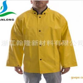 黄色柔软250D*250D欧标环保防水PVC夹网布 防油布