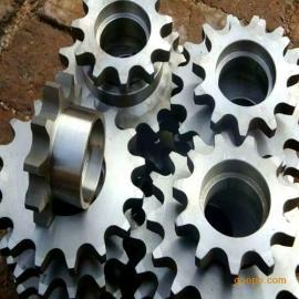 批发 链轮 标准节距传动轮 主动轮 不锈钢链轮 加工定制