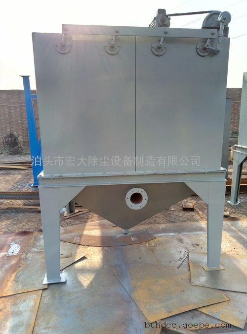 除尘器/布袋除尘器 HD单机除尘器 机械振打除尘