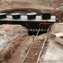 大型洗车污水处理设备价格 洗车废水处理设备厂家荣博源环保