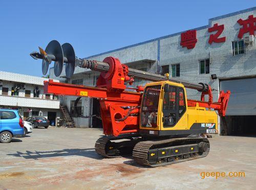 海峨机械小型履带旋挖机性价比高