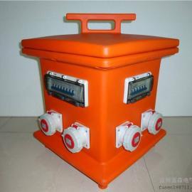 富森工业插座箱 防水工业插头插座 新型工业插头插座箱