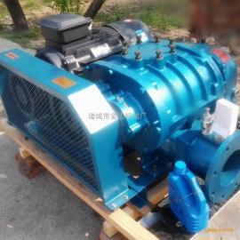金工高压曝气增氧机 小型三叶罗茨鼓风机厂家直销