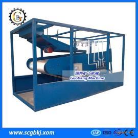 供应TLGP平板式高梯度磁选机 湿式高强磁平板式磁选机