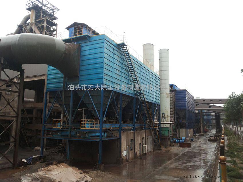 除尘器/布袋除尘器 FMQD(PPC,PPW)型气箱式脉冲袋式除尘器