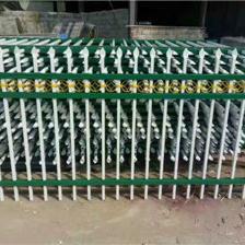 江西PVC草坪护栏,南昌PVC绿化护栏,九江塑钢栅栏