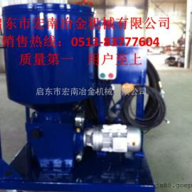 "DRB-P型电动润滑泵全国销量最大 首选""启东宏南"""